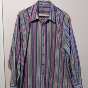 Foxcroft wrinkle free button down 18W classic fit